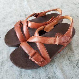Fitflop Strap Platform Women's Sandals